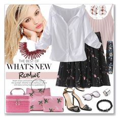 """www.romwe.com-XLIII-9"" by ane-twist ❤ liked on Polyvore featuring Silvana and romwe"