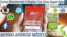 Monitorea o Espía Cualquier Télefono Con XNSPY Android Spyware 2016  #xnspyreview #androidspyapp
