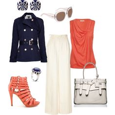 Spring Office outfit
