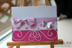 a girly card