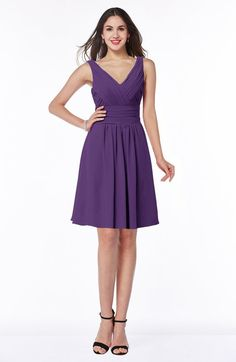 0731f1e20f80 13 Best knee length bridesmaid dresses images | Wedding bridesmaids ...