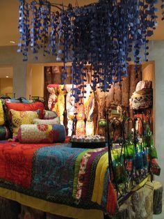 pinterest small bedroom boho | Bohemian Bedrooms