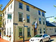 Boston Historic Pub Crawl Tour Itinerary
