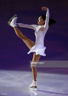 Miki Ando of Japan performs in the Gala Exhibition during of the ISU Grand Prix of Figure Skating 2010/2011 Cup of Russia at Megasport Sport Palace on November 21, 2010 in Moscow, Russia.