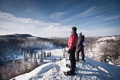 Les Collines d'Alembert, Rouyn-Noranda / Québec / CANADA Plein air ‹ Hugo Lacroix – Photographe -