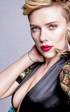 Beautiful Scarlet Johansson