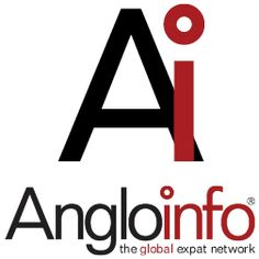 AngloINFO - The Global Expat Network Cyprus, Logos, Logo