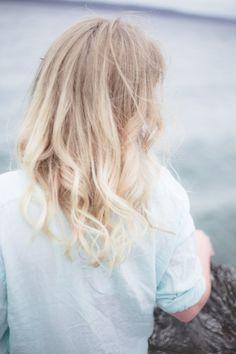 DIY Beach Hair Spray
