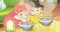 HEY HAM MELÓN! READ THE ARTICLE! WE NEED TO DO THIS AND WATCH THE MOVIES AT THE SAME TIME!!! Here's How To Eat Everything You've Ever Wanted From A Miyazaki Film