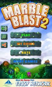 Marble Blast 2 Android App Description: This game is full of colorful visuals & dynamic game features, that will attract all those who have ever played the well known arcade game called ZUMA. Basic point of this game is to shoot all moving balls, & the fire has to be so managed that the balls of same color next to each other will boom at once. The developer is the Enjoy, who known for their specializing in the arcade puzzles for the Android-platform