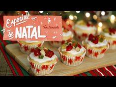 Cupcakes de Panettone | Especial de Natal