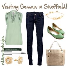Visiting Gemma in Sheffield! x by corm-899 on Polyvore