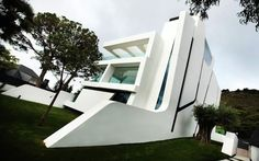 Stunning Weave House Located on the Coast of Spain by A-cero - My Modern Met art -  #crafts -  beautiful,  diy