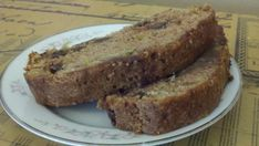 My favorite zucchini bread recipe!