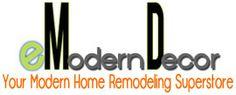 eModernDecor.com - Your Modern Decor & Remodeling Superstore