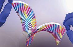 Tecnoneo: Ingenieros de la Universidad de California en Berkeley inventan una piel ultrafina que cambia de color