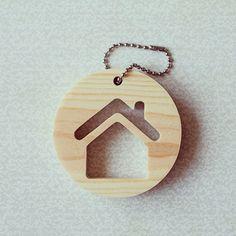 #деревянныйбрелок - photos Instagram