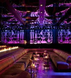 Vanity Lounge, Hard Rock Hotel, Las Vegas