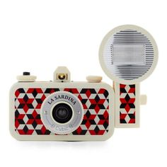 La Sardina & Flash – Cubic from Lomo Camera Craze - (Save Lomo Camera, Fresh Outfits, Lomography, Buy Shoes, Best Brand, Fashion Accessories, Electronics Accessories, Fashion Online, Man Shop