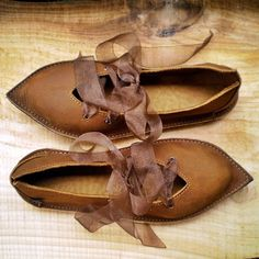 Fairysteps shoes- an amazing lady from down South.... made my mates boots for her Wedding! :-)