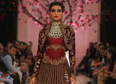 Rohit Bal Couture Collection 2016 is Inspired by Opulence & Excess