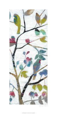 Woodland Story IV, World Art Group, by Jennifer Goldberger