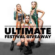 Are you ready for our ULTIMATE FESTIVAL GIVEAWAY?!? 🎉🌈🦄✨ Enter our comp for a chance win the following prizes (valued at over $1000!!!): @game_of_braids $100 voucher 💜  @tibbsandbones $100 voucher 🌈  @sharnaheatly_studiox free makeup application (valued at $100) 💄💋 @gogetglitter Glitter set (valued at $40+)✨ @misslead_aus 5 packs of face gems (valued up to $75) 💎  @achapmann Location photoshoot (valued at $350) 📸  @livingthegleam gift bundle (valued at $100) 🌟…