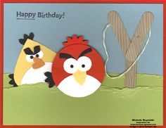 On your birthday angry birds birthday watermark