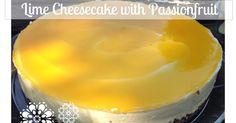 cheesecake lime cheesecake cheesecake passionsfrugt