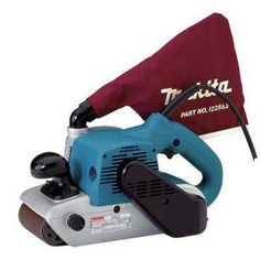 Makita 9403, 4-Inch-by-24-Inch Belt Sander Machine