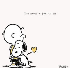 You mean a lot. <3