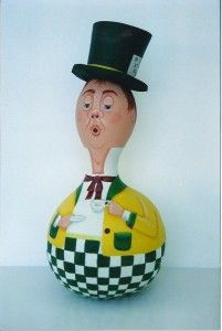 Mad Hatter Gourd