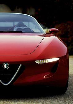 Alfa Romeo Duettottanta designed by Pininfarina