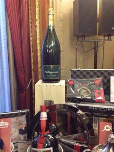 Philipponnat est le seule partenaire Champagne!