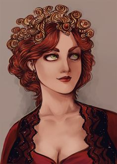 Hurrem Sultan by AShiori-chan