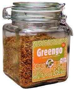 Greengo Jar