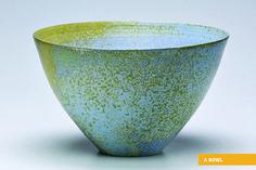 Ceramics  : Laura Andreson  bowl