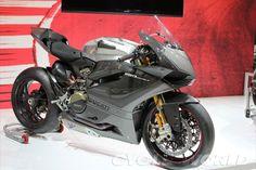 Ducati Carbon 1199 Panigale - INTERMOT 2012