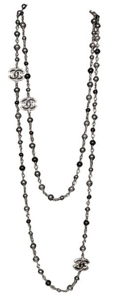 Chanel Necklace...... This is the very first and last word in Chanel necklaces!!! This is by far my favorite!!!! LOVE! LOVE! LOVE!