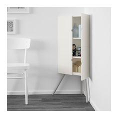 IKEA PS 2014 Kulmakaappi - valkoinen/harmaa - IKEA