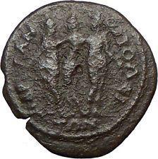 TRANQUILLINA Ancient Roman Coin Three Graces Aglaea Euphrosyne Thalia i23628 #ancientcoins https://realancientcoinsfoundonline.wordpress.com/2015/11/04/tranquillina-ancient-roman-coin-three-graces-aglaea-euphrosyne-thalia-i23628-ancientcoins/