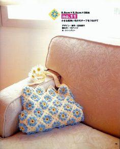 innovart en crochet: Quiero más carteras!!!!