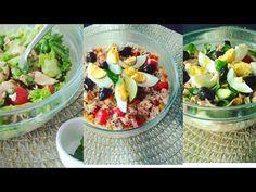 Fruit Salad, Mozzarella, Acai Bowl, Breakfast, Youtube, Food, Acai Berry Bowl, Morning Coffee, Fruit Salads