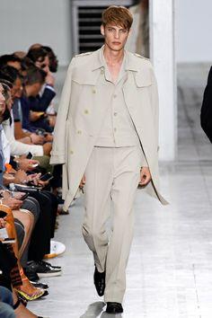 Costume National Spring 2015 | Men's Milan Fashion Week