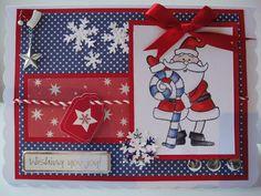 221 Arty Andrea: Santa Stop Here !