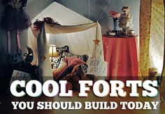 Cool Forts You Should Build Today!