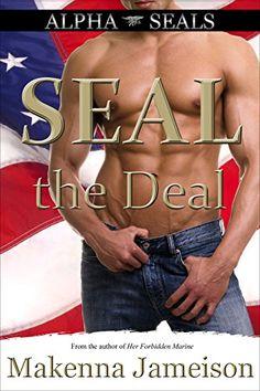 SEAL the Deal (Alpha SEALs Book 1) by Makenna Jameison https://www.amazon.com/dp/B00XLUEMYQ/ref=cm_sw_r_pi_dp_CodAxbKWZM4DG