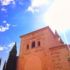 The Alhambra, Granada, Spain.