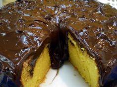 Vai um pedacinho?❤ #bolodecenoura #chocolate #delicia #cafedatarde #sobremesa #doce #momentohulala