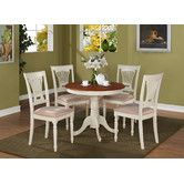 Found it at Wayfair - Caledonia 5 Piece Dining Set